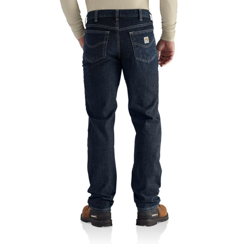 Carhartt FR Rugged Flex™ Jean - Straight Traditional Fit